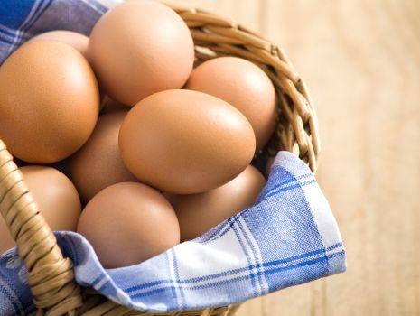 Przepis: Migdałowe jajka