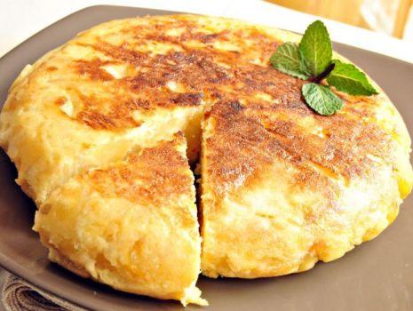 Przepis: Hiszpańska tortilla
