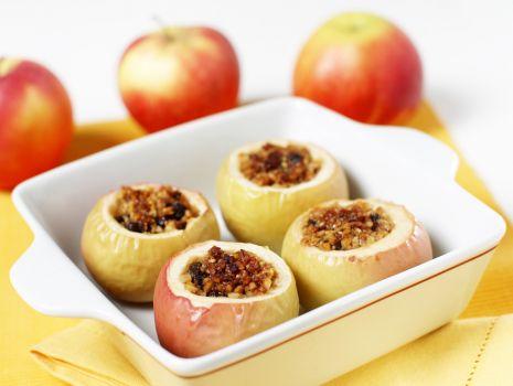 Przepis: Jabłka w sosie waniliowym