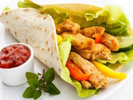Przepis: Domowy kebab