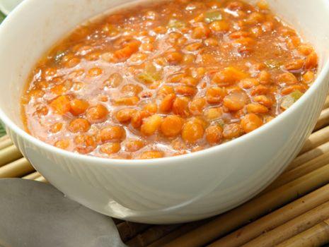 Przepis: Zupa z soczewicy i marchewki