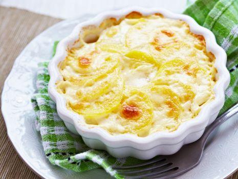 Przepis: Pudding ziemniaczany