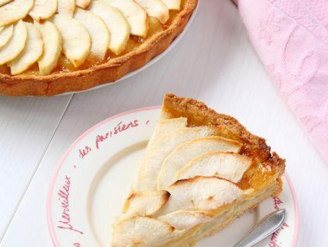 Przepis: Tarta jabłkowo-dyniowa