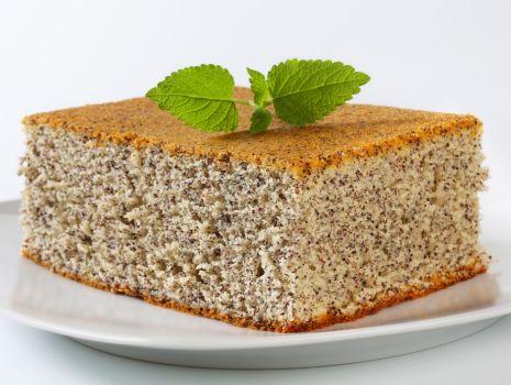 Przepis: Ciasto makowe ucierane