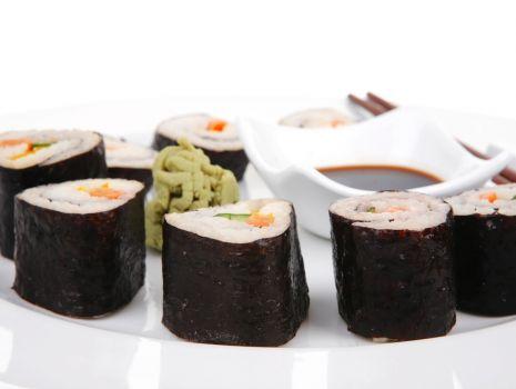 Przepis: Maki-sushi