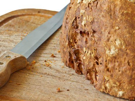 Przepis: Chleb pełnoziarnisty z jogurtem