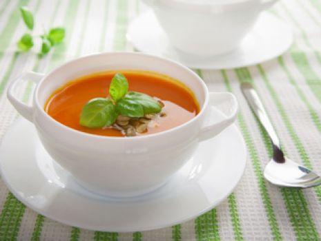 Przepis: Zupa marchewkowa