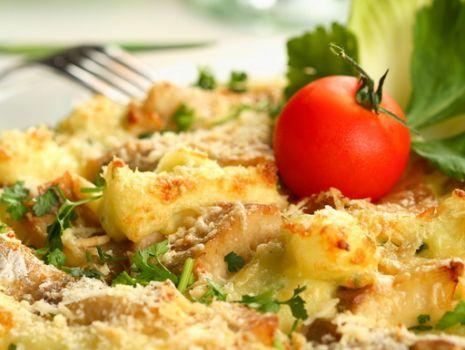 Przepis: Filety z mintaja z ziemniakami