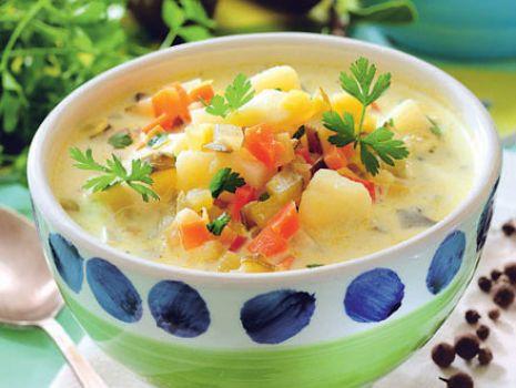 Przepis: Zupa ogórkowa na maśle