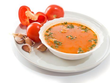 Przepis: Zupa z papryką
