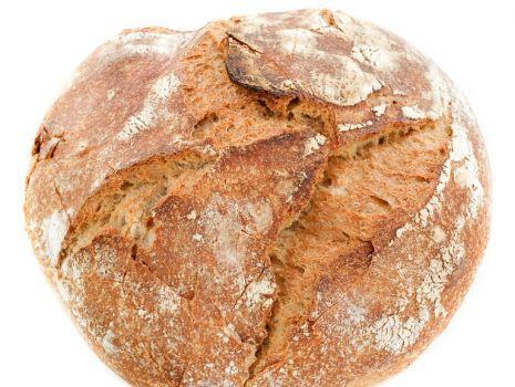 Przepis: Chleb pasterski z bekonem