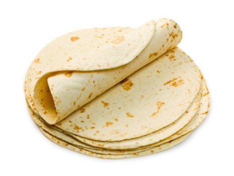 Przepis: Tortille z pastą z soczewicy