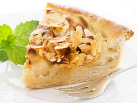 Przepis: Ciasto z migdałami i miodem