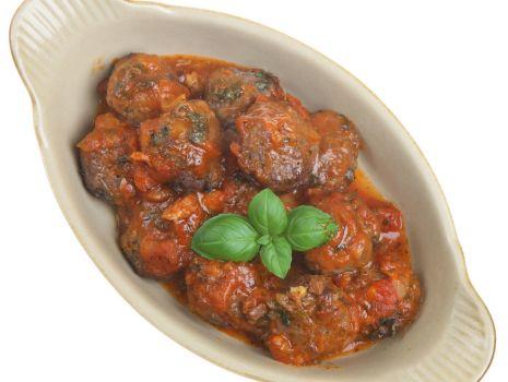 Przepis: Pulpety w sosie pomidorowym