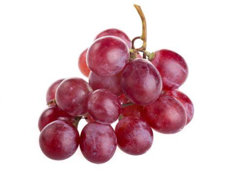 Przepis: Krem twarożkowo -winogronowy