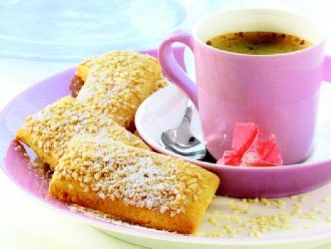 Przepis: Ciasteczka sezamowe