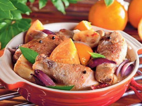 Przepis: Udka kurczaka słodko-pikantne