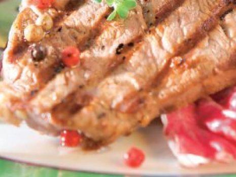 Przepis: Stek z pieprzem