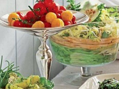 Przepis: Pomidorki glazurowane