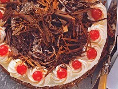 Przepis: Schwarzwälder torte