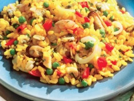 Przepis: Hiszpańska paella