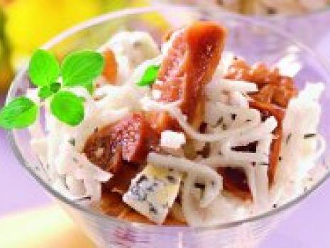 Przepis: Sałatka z selera i sera