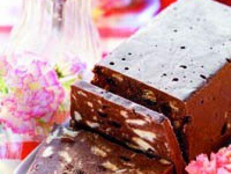 Przepis: Blok czekoladowy