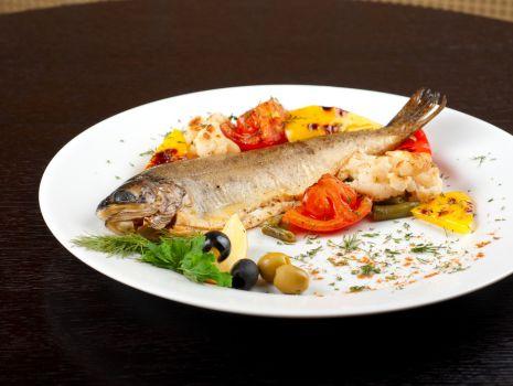 Przepis: Ryba z warzywami