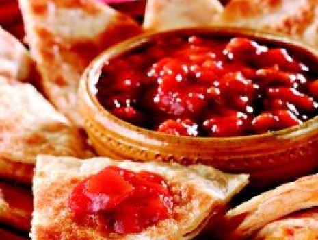 Przepis: Quesadillas z serem