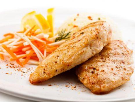 Przepis: Pieczony kurczak z kuskusem