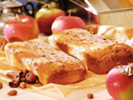 Przepis: Piernik z jabłkami