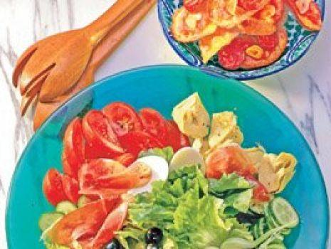 Przepis: Sałatka włoska