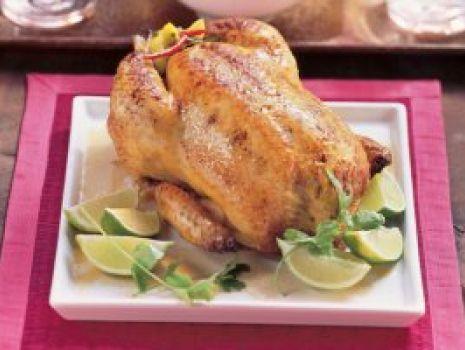 Przepis: Kurczak cytrynowy na ostro