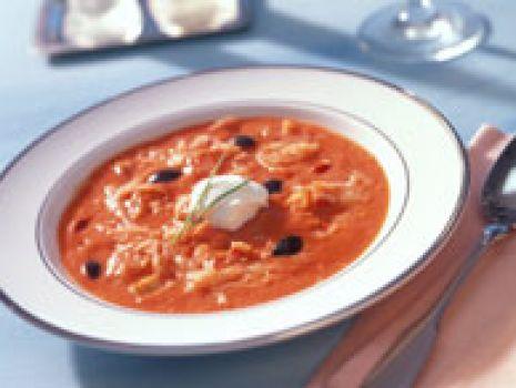Przepis: Pomidorowy kapuśniak