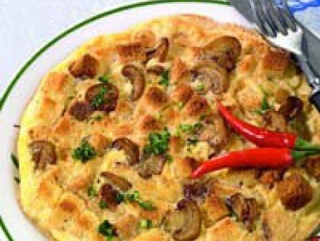 Przepis: Omlet z kajzerek