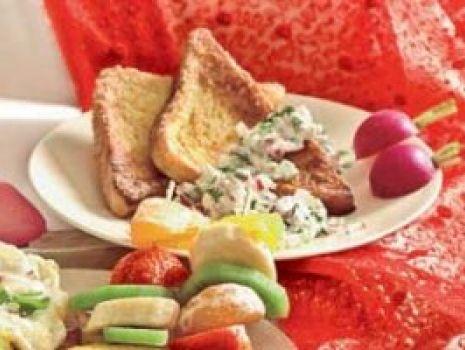 Przepis: Francuskie tosty