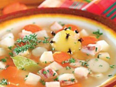 Przepis: Zupa ogonowa