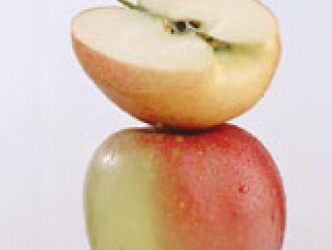 Przepis: Babeczki z jabłkami