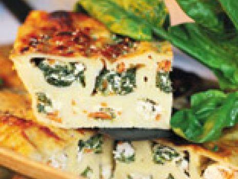 Przepis: Cannelloni z twarożkiem