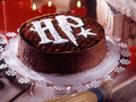 Przepis: Tort urodzinowy Harry'ego Pottera