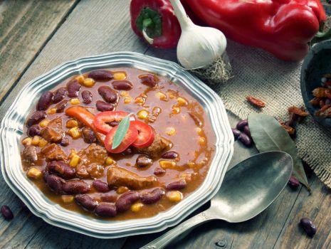 Przepis: Meksykańskie chili con carne