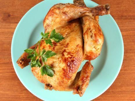 Przepis: Złoty kurczak
