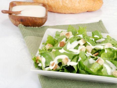 Przepis: Zielona sałata po polsku
