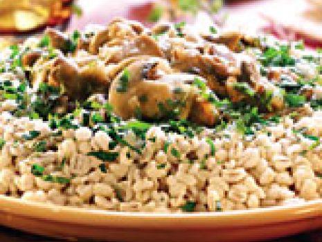 Przepis: Potrawka z żołądków drobiowych