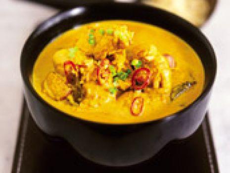 Przepis: Curry z kurczaka