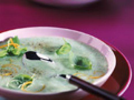 Przepis: Chłodnik ziemniaczany z rzodkiewkami