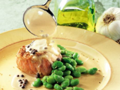 Przepis: Szybkie dania mięsne