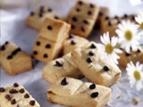 Przepis: Maślane domino