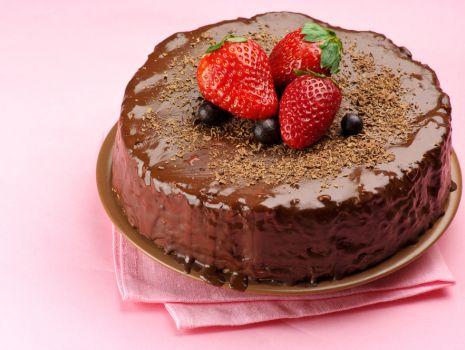 Przepis: Tort czekoladowo-śmietanowy