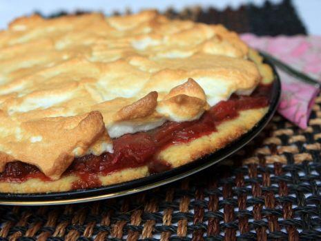 Przepis: Ciasto malinowo-jeżynowe